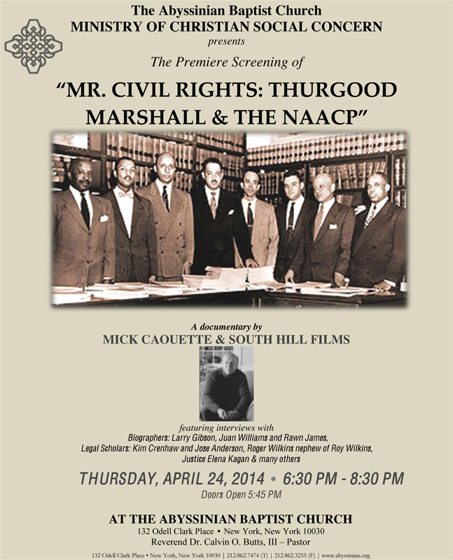 thurgood marshalls fight for equality essay